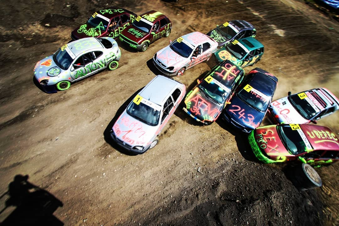 Destruction Derby<br />16. - 17. 6. 2018